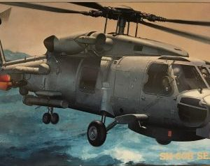 SH-60B Seahawk 1/72