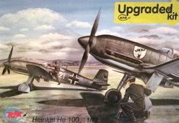 Heinkel He 100, 1/72