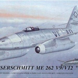 ME-262 V9/V12, 1/72