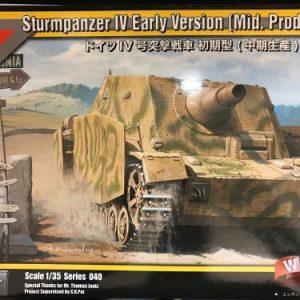 Tristar, 040, Sturmpanzer IV 1/35