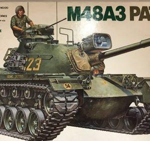 Tamiya, 3620, M48A3 1/35