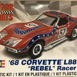 Revell 85-4915, Corvette L88, 1/24