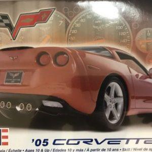 Revell 85-4915, Corvette C6, 1/24