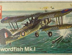 Frog F258, Fairy Swordfish Mk. 1