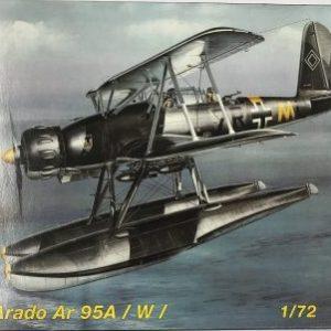 MPM 72082 Arado Ar 95A/W/, 1/72