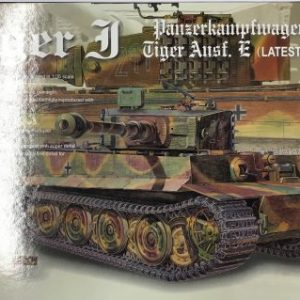 AFV club, 35079, Tiger 1, 1/35