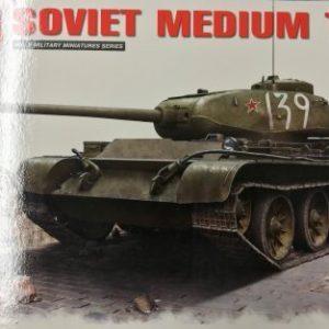 Miniart, 35193, T-44, 1/35