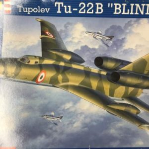 Revell 04371, Tu-22B Blinder, 1/72