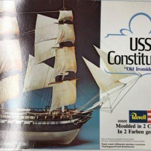 Revell, USS Constitution, 1/146
