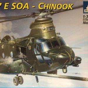 Italeri MH-47 Chinook 1/72
