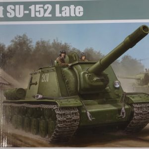 Trumpeteer, 05568, SU-152 Late, 1/35, € 30,-