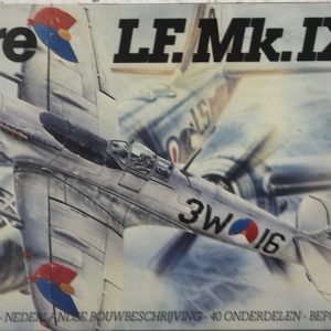 IPMS, Nederlandse Spitfire IX, 1/72, € 10,-