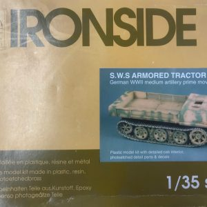 Azimut-Ironside IR 023, SWS, 1/35 € 40,-