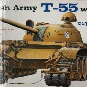 Trumpeter, 00341, T-55 KTM-5, 1/35, € 15,-