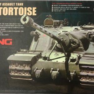 Meng, TS-002, A-39 Tortoise, 1/35, € 44,-