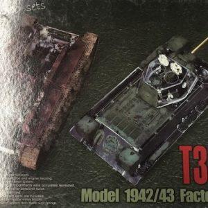 AFV Club, 35S57, T-34/76, 1/35, € 40,-