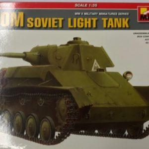 MiniArt, 35113, T-70M, 1/35, € 24,-