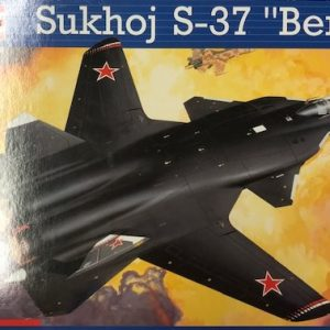 Revell 04623, Sukhoj S-37, 1/72, € 12,-