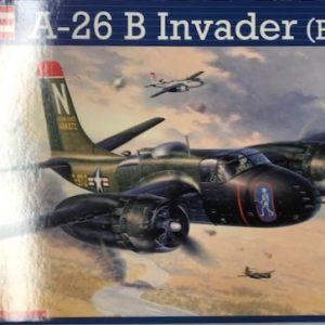 Revell 04310, A-26 B Invader, 1/72, € 20,-