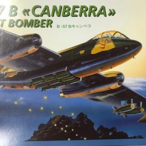 Italeri, 144, B-57 B Canberra, 1/72 € 18,-