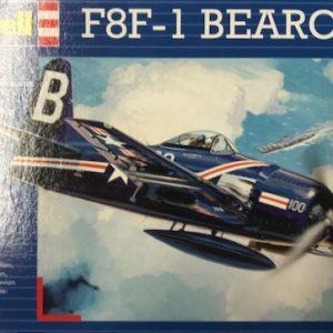 Revell 04680, F8F-1 Bearcat, 1/72, € 7,50