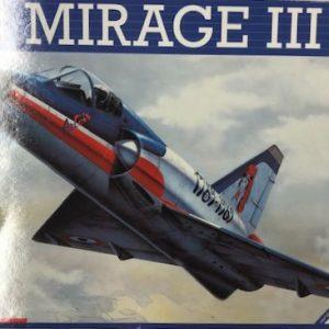Revell 4438, Mirage III, 1/72, € 12,-